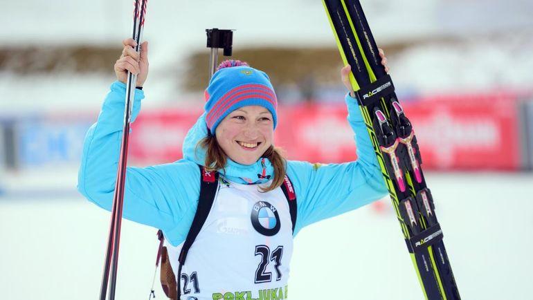 Ольга Подчуфарова. Фото AFP