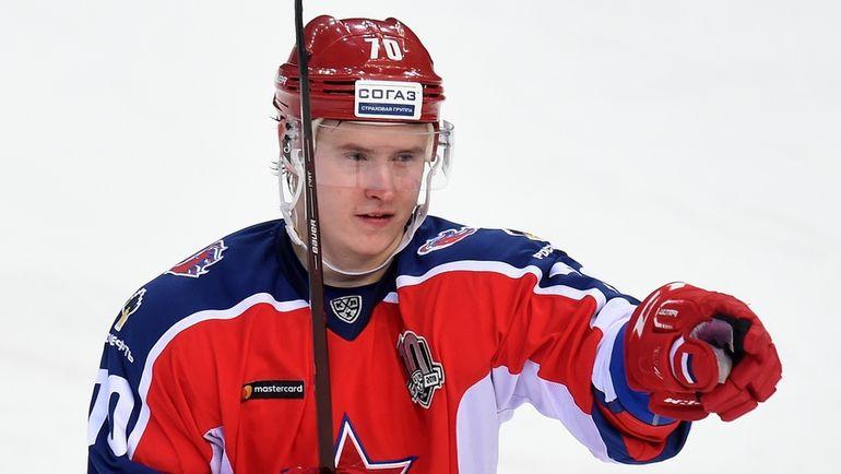 Сергей Шумаков. Фото Юрий Кузьмин, photo.khl.ru