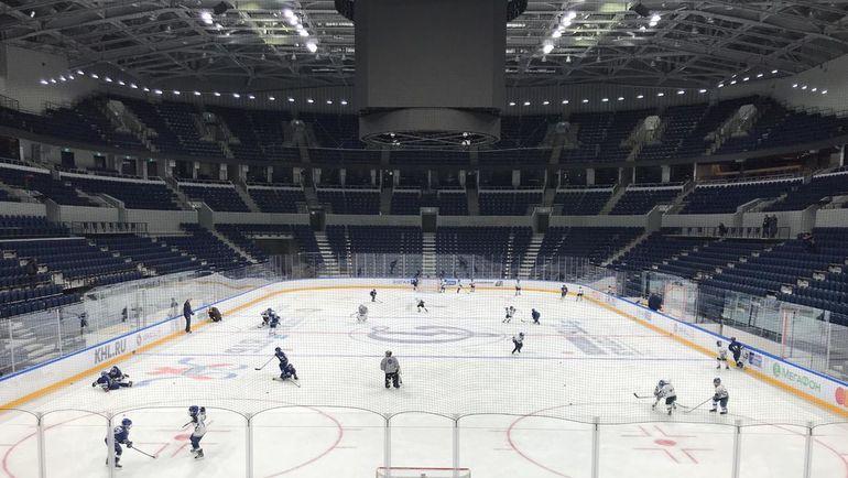 """Новая арена """"Динамо"""" в Петровском парке. Фото """"СЭ"""""""