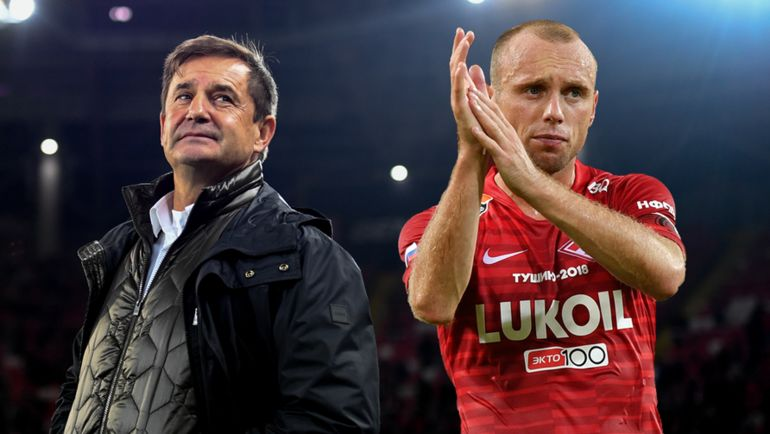 Рауль Рианчо и Денис Глушаков. Фото «СЭ»