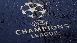 Логотип Лиги чемпионов.