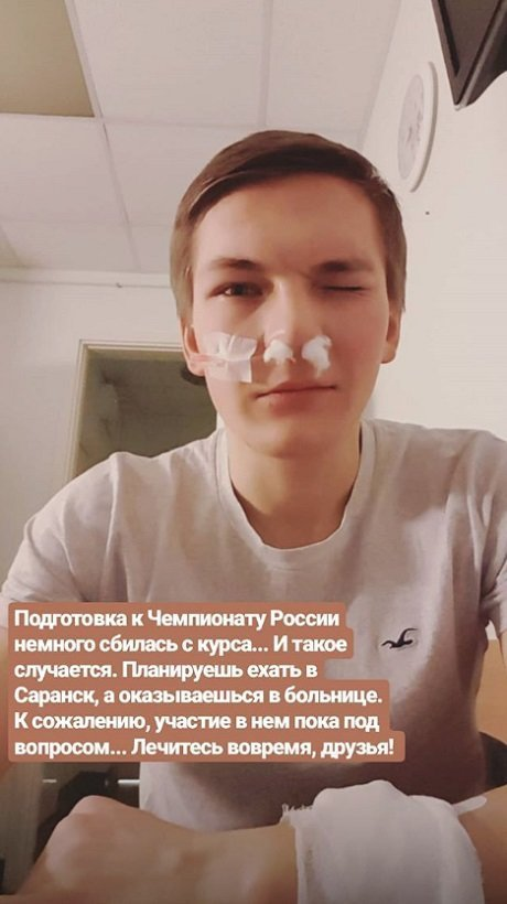 Михаил Коляда.