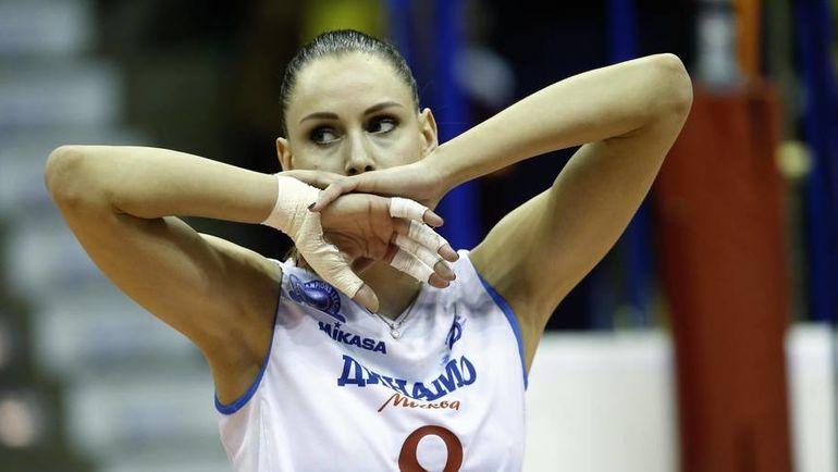 Наталия Гончарова. Фото CEV