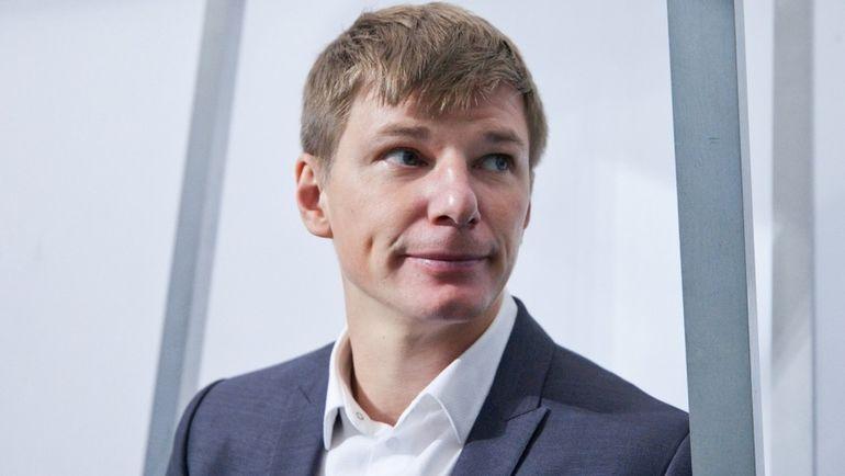 Андрей Аршавин. Фото twitter.com/zenit_spb