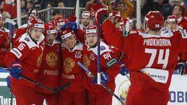 5:0 и 71 тысяча зрителей. Кадры матча Россия - Финляндия