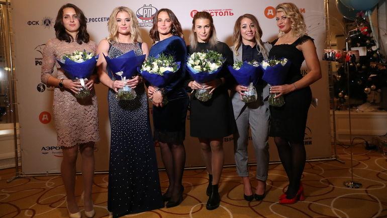 Женская сборная России по регби-7 признана командой года. Фото Анастасия Осипова