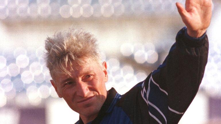 1999 год. Сергей Наталушко. Фото Алексей Иванов