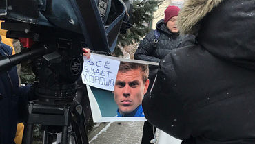 Суд оставил в силе решение о продлении ареста Кокорина и Мамаева