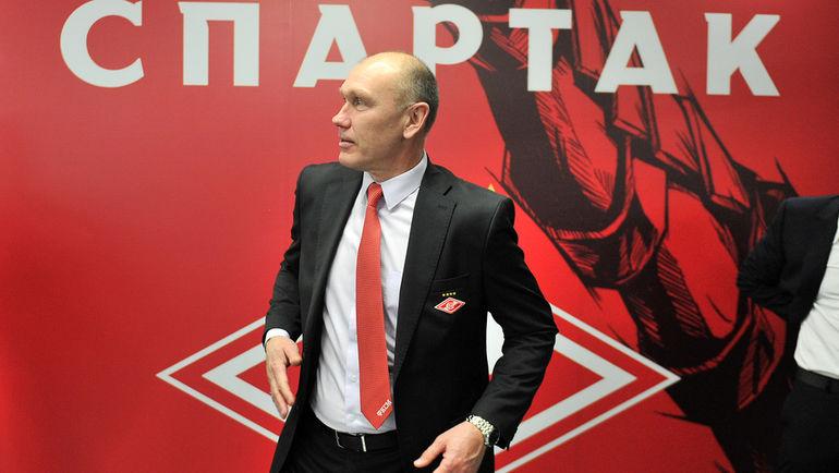 Сергей Родионов. Фото Алексей Иванов