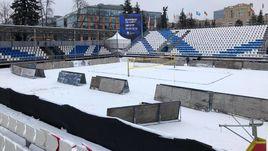 В Москве представят новые правила и новый мяч