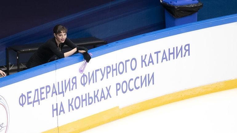 Евгения Медведева. Фото Ксения Нуртдинова