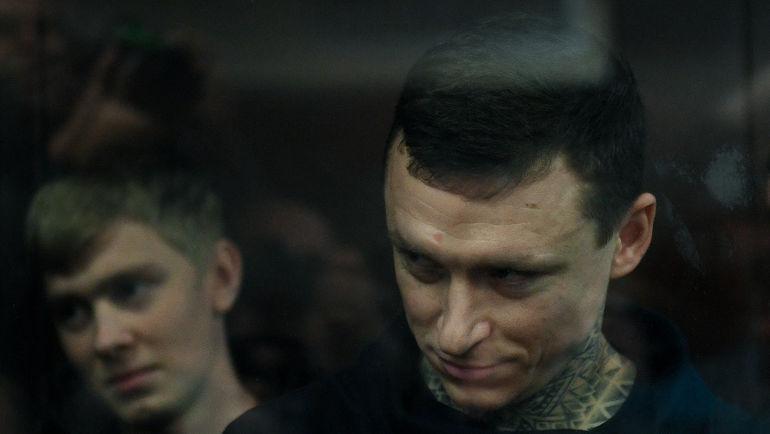 "Павел Мамаев. Фото Дарья Исаева, ""СЭ"""