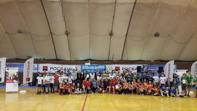 """Состязания в рамках проекта """"Мини-футбол – в школу"""" в декабре прошли в Уфе."""