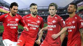 Ивелин Попов, Александр Самедов, Джано Ананидзе, Сальваторе Боккетти.