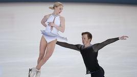 Евгения Тарасова и Владимир Морозов.