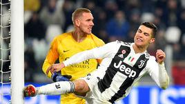Маркизио вернулся в Турин, Роналду лишили голевой передачи