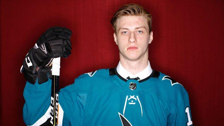 Иван Чехович. Фото НХЛ
