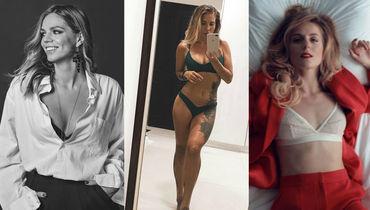 Ефимова стала иконой стиля, откровенное фото бойца Яньковой и вся правда о спорте от синхронисток