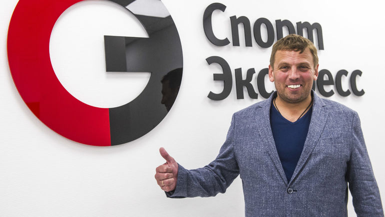 Александр Егоров. Фото Федор Успенский, «СЭ»