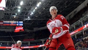 Он разрывал НХЛ с Овечкиным и спасал Россию в Квебеке. Забытая звезда наводит ужас на вратарей КХЛ