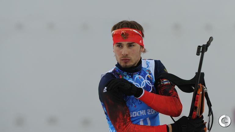 Олимпийский чемпион Игр-2014 в Сочи Антон Шипулин.