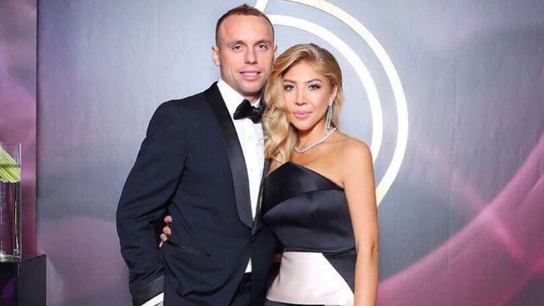 Денис и Дарья Глушаковы.