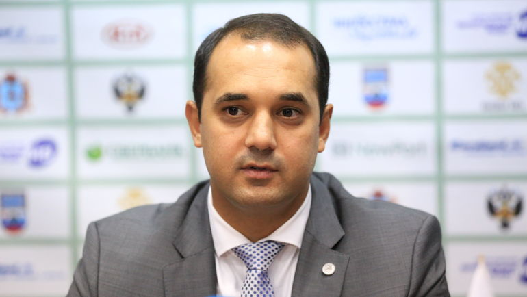 Эмиль Алиев. Фото АМФР