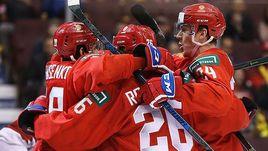 27 декабря. Ванкувер. Rogers Arena. Россия U20 – Дания U20 – 4:0.