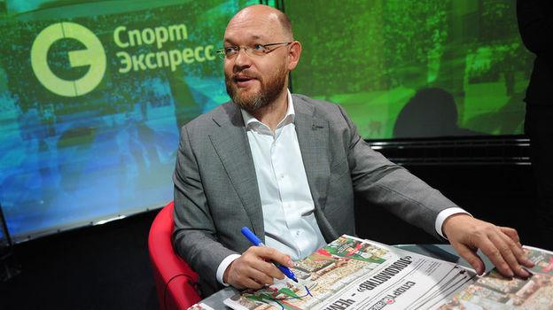 Илья Геркус. Фото Федор Успенский, «СЭ»
