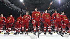 31 декабря. Ванкувер. Россия - Канада - 2:1. Россияне вышли в четвертьфинал с первого места в группе.