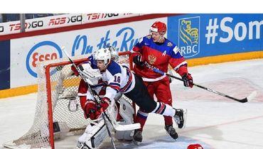 Матчи молодежных сборных России и США всегда получилась яркими.
