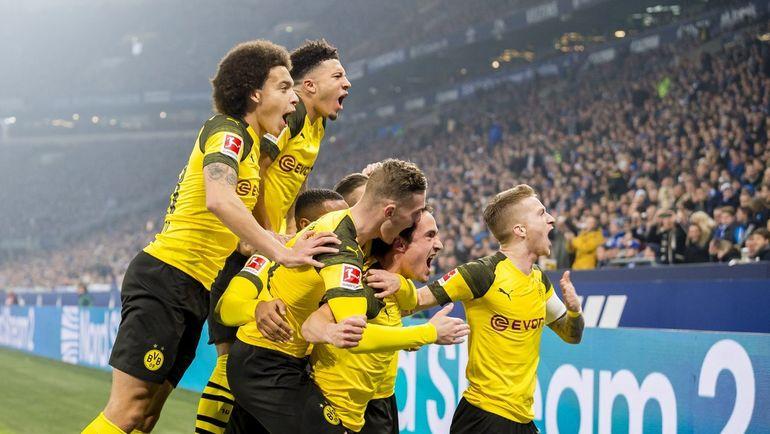 Футбол германия боруссия