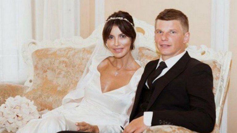 Андрей Аршавин и Алиса. Фото Инстаграм