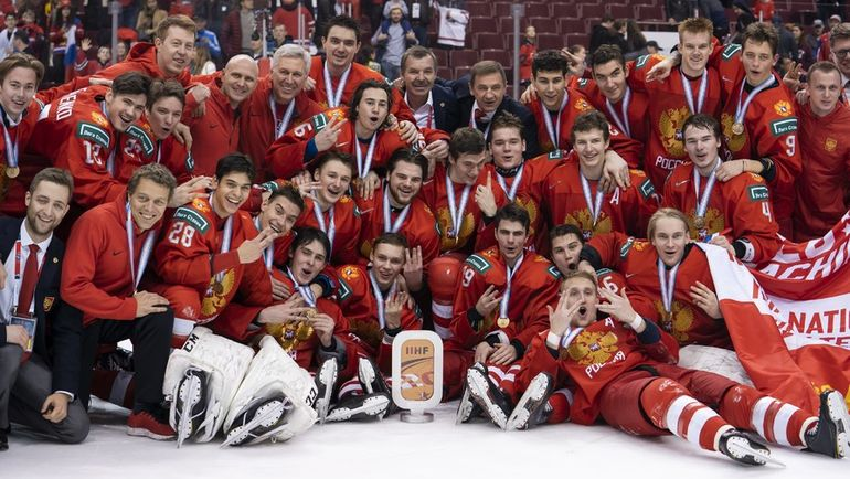 5 января. Ванкувер. Россия - Швейцария - 5:2.