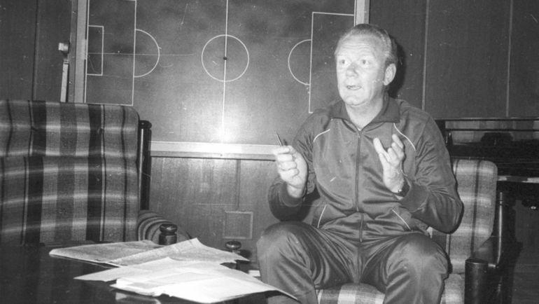 Валерий Лобановский. Фото Игорь Уткин