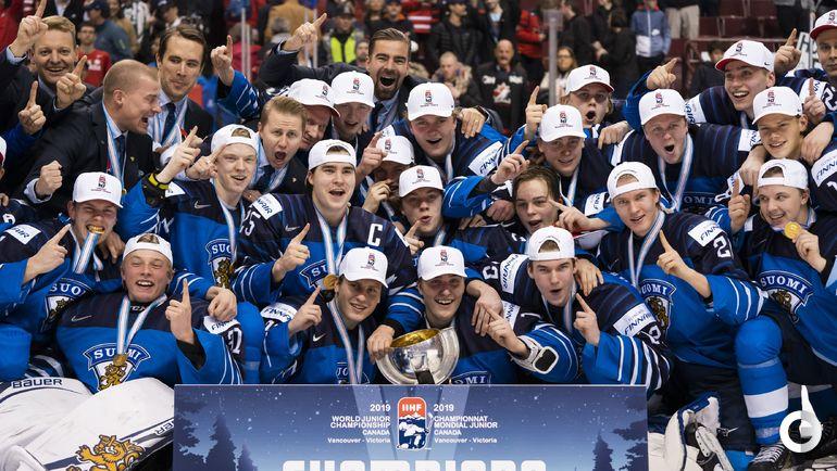 6 января. Ванкувер. США – Финляндия – 2:3.