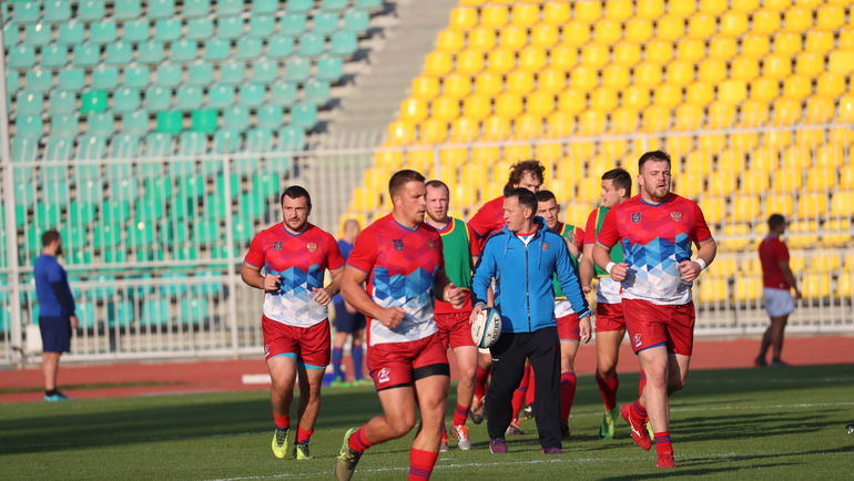 Россия начинает подготовку к чемпионату Европы.
