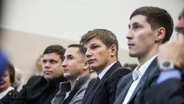 """Пока """"Зенит"""" возвращается из отпуска, экс-нападающий клуба Андрей Аршавин вступил в административную должность."""