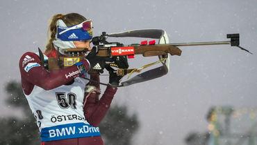 А если Миронова научится стрелять? Пока все россиянки – вне десятки