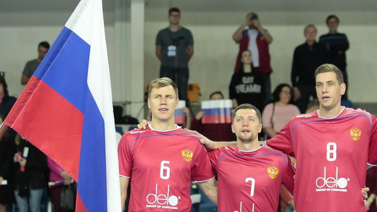 Какое место займет сборная России?