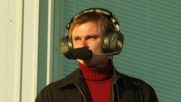 2001 год. Юрий Тишков. Фото Федор Успенский, «СЭ»