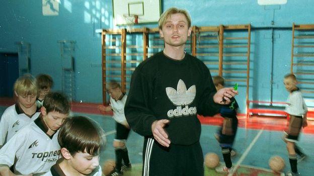 2000 год. Юрий Тишков. Фото Александр Федоров, «СЭ»