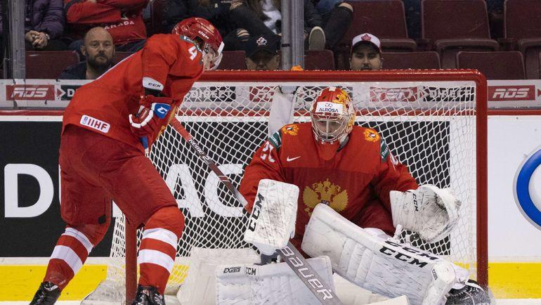 Петр Кочетков (справа). Фото AFP