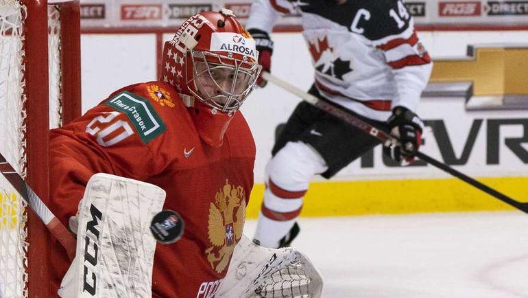 Петр Кочетков. Фото AFP