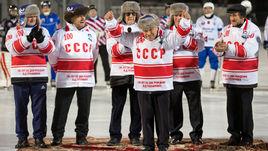 Динамовское дерби к столетию Трофимова