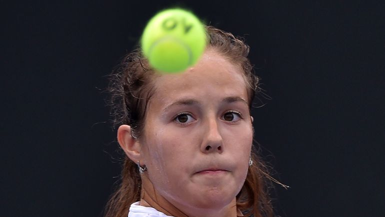 15 января. Мельбурн. Дарья Касаткина. Фото AFP