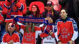 ЦСКА отказался от организации централизованного гостевого сектора болельщиков до окончания регулярного чемпионата КХЛ.