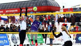 С пляжа – на снег. Чемпионке России нравится в новых условиях