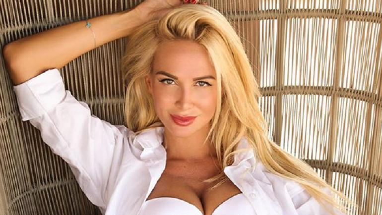 Виктория Лопырева. Фото instagram.com/