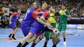 Это же не футбол, ребята! Россия проиграла Бразилии